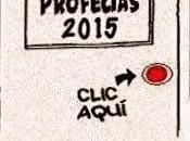 sobre Profecías 2015 Parte