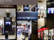 Evento Emporio Armani Eyewear: Nueva colección