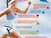 Beneficios salir correr #Infografía #Salud #Ejercicio