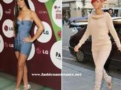 Rihanna sorprendente llamativo cambio look