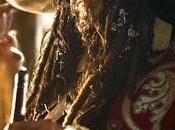 Keith Richards nuevo 'Pirates Caribbean: Stranger Tides'