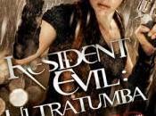 Reseñas Cine. Resident Evil: Ultratumba