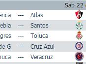 Calendario Jornada Apertura 2014 Futbol Mexicano
