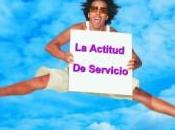 actitud servicio