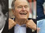 Bush padre, Nixon drogadicción hijo