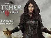 Guía para hacerse cosplay Yennefer (The Witcher Wild Hunt)