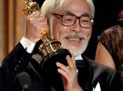 Hayao Miyazaki recibe Oscar toda carrera