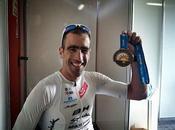 Eneko Llanos consigue segunda posición Ironman Fortaleza (Brasil).