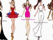 Hayden Williams: moda ilustraciones