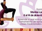 Curso formación yoga aéreo unnata españa