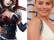 """Margot Robbie interpretaría Harley Quinn película """"Escuadrón Suicida"""""""