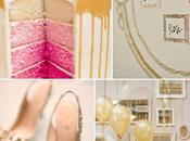 boda brillante: Decoración para bodas plata