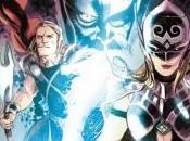 Punk debuta cómics historia Thor Annual