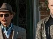 Johnny Depp prosigue romance excéntrico nuevo tráiler 'Mortdecai'