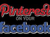 Vincular Pinterest página Facebook