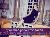 Dolores Promesas Heaven: vestidos para invitadas