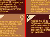 síntomas eres trabajador #Infografía #Curiosidades #Empleo