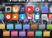 Vibrancy colors, excelente pack iconos para instalar Ubuntu