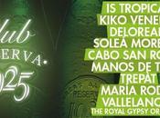 mejores conciertos otoño andaluz: #ClubReserva1925