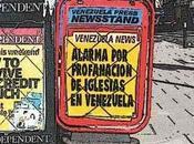 Profanación robos iglesias Venezuela