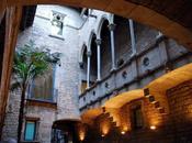 barcelona abans, avui sempre, patis medievals carrer montcada...!!!...15-11-2014...!!!
