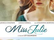 """Tercer trailer v.o. """"miss julie"""" jessica chastain colin farrell"""