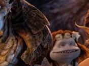 1era imagen fecha estreno cinta animada George Lucas