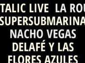 Primeros nombres abonos para Arenal Sound 2015