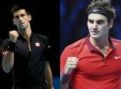 Novak Djokovic Roger Federer Vivo, Masters Londres Online