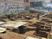 Aparecen cincuenta Sepulturas solar Toledo