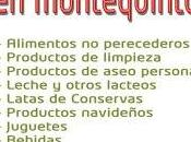 """Gran campaña recogida alimentos """"Navidad para todos Montequinto"""""""