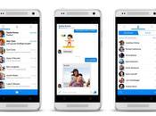 Facebook obligó descargar Messenger,