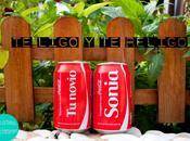 tarde entretenida latas Coca Cola