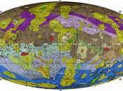 Mapa geológico Vesta