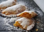 Empanadillas rellenas manzana