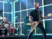 Vídeo Metallica interpretando 'Hit Lights' televisión