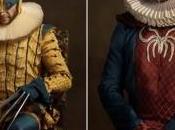 Super Flemish cómo serían retratados superhéroes