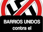 """""""barrios unidos contra fascismo"""""""