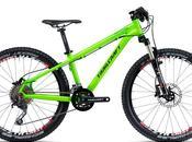 Trailcraft Pineridge bicicleta alta gama para montaña adecuada niños
