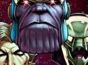 Marvel Comics anuncia Thanos: Infinity Relativity, Starlin
