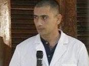 Cuba espera doctor cubano contagiado ébola Sierra Leona, dijo hijo médico