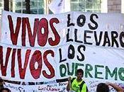 Grito mundial Ayotzinapa