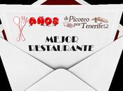 picoteo VI): Mejor Restaurante