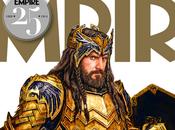 Thorin Hobbit: Battle Five Armies Portada Empire