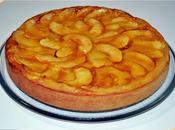 Tarta Manzana hojaldre