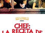 """""""Chef, Receta Felicidad"""" Favreau. Estreno Chile, diciembre 2014"""