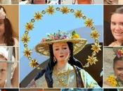 Romeras damas Romería Divina Pastora 2015