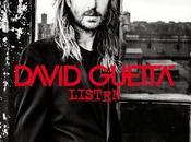 nuevo David Guetta, Listen