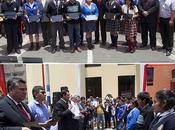 Huacho: JAVIER ALVARADO, INICIO ENTREGA TABLETS PARA ALUMNOS DESTACADOS REGIÓN LIMA...