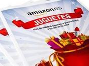 Catálogo juguetes Navidad 2014 Amazon papel